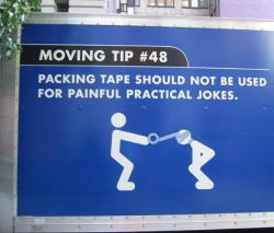 Moving Tip #48