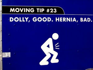 Moving Tip #23