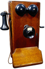 Really Old Telephone