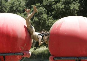 Wipeout's Big Balls