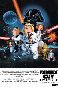 Family Guy Star Wars
