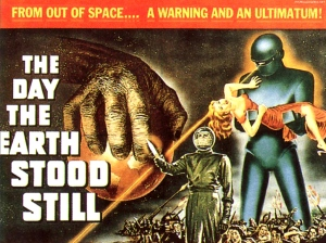 Old The Day The Earth Stood Still