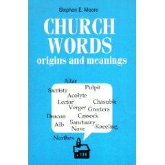 Church Words